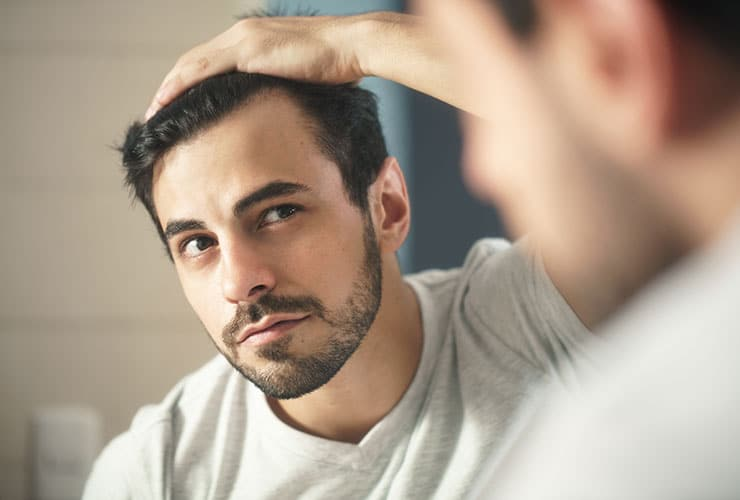 prp hair restoration tucson